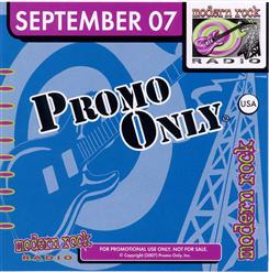 Promo Only Modern Rock Radio (September)